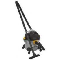 aspirateur   eau et poussieres 1300w cuve bidon 16l sac pour maison et bricolage