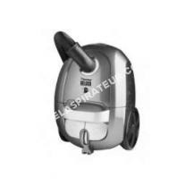 aspirateur BESTRON ABG700SGE Aspirateur traineau Deluxo électronique - Avec sac - Argent / Gris