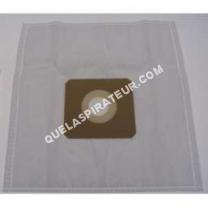 aspirateur BESTRON Boîte de 5 sacs microfibres pour , , , , , , DIRT DEVIL, ELECTRO DEPOT, , GLEN, , , , , KINGCLEAN, , , , , ,