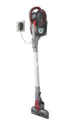 aspirateur BLACK & DECKER  balai HVFE2150LR rouge