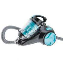 aspirateur H.KOENIG H.  Aspirateur Polycyclonique  Sac Silencieux  Sls890 Bleu