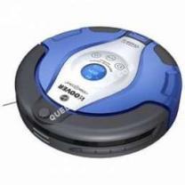 aspirateur HOOVER Group  Robo.Com2 RBC 003 - Aspirateur - robot -  sac - bleu métallique