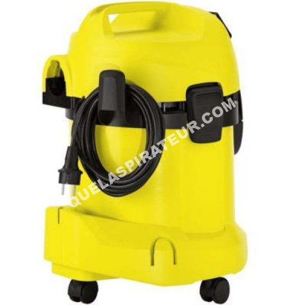 Karcher - wd 35p - aspirateur eau et poussire - 14w - Fnac