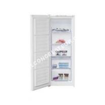 congélateur BEKO Congélateur armoire  RFSE200T2OW