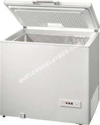 congélateur BOSCH Congélateur  GCM24AW20 - Classe A+ Blanc