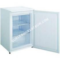 congélateur CALIFORNIA Congelateur Vertical Table Top 90L  Ws90F A