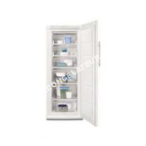 congélateur ELECTROLUX EUF2208AOW - Congélateur armoire - 194L - Froid statique - A++ - L59,5 x H154,4cm