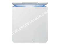 congélateur ELECTROLUX Congélateur  EC2102AOW - Classe A+ Blanc
