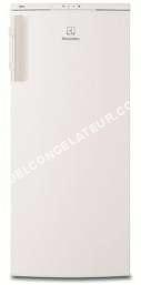 congélateur ELECTROLUX EUF1900AOW - Congélateur armoire - 168L - Froid statique - A+ - L 55cm x H 125cm - Blanc
