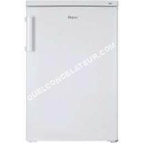 congélateur HAIER  HTTF-506W - Réfrigérateur table top - 113 L (98 + 15 L) - Froid statique - A+ - L 55,4 cm x H 85 cm - Blanc