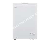 congélateur HIGH ONE Congelateur coffre  CF 100 A+ W742C2