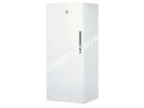congélateur INDESIT  Congélateur armoire 185 litres UI4 1 W.1