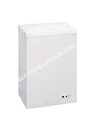 congélateur PROLINE PLCH 103-1 Congélateur coffre PLCH 103-1