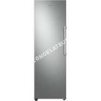 congélateur SAMSUNG RZ32M7000SA - Congélateur 1 porte - 315 L - Froid ventilé intégral - A+ - L 59,5 x H 185,3 cm - Inox
