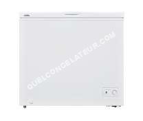 congélateur VALBERG Congelateur coffre  CF 200 A+ W742C