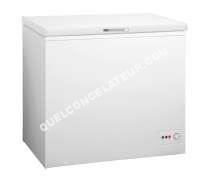 congélateur VALBERG Congelateur coffre  CF 249 A+ W625C