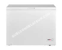 congélateur VALBERG Congelateur coffre  CF 295 A+ W625C
