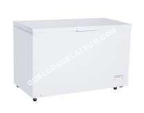 congélateur VALBERG Congelateur coffre  CF 418 A+ W625C