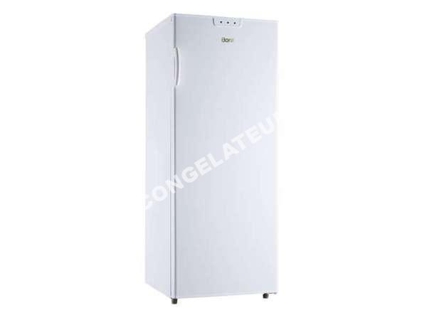 Bora cong lateur armoire 150 litres bocv 150 nfk for Congelateur armoire 300 litres