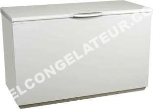 Congelateur electrolux ecm30132w