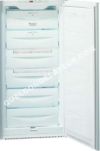 Hotpoint ariston bf 2021 cong lateur armoire moins cher - Congelateur armoire ariston 7 tiroirs ...