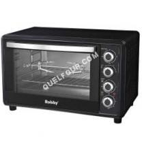 four Générique Four Multifonction Chaleur Tournante 45l 2000w Noir Oven 45l