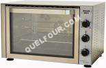 four ROLLER GRILL Turbo Quartz TQ 380 - Four électrique - convection - 38 litres - 2400 Watt