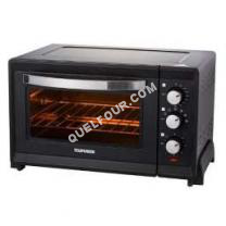 four Telefunken  Four 30l 1600w Noir Mog-1 Happy Cook