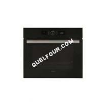 four WHIRLPOOL Absolute AKZ 6290/NB - Four - intégrable - niche - largeur : 56 cm - profondeur : 55 cm - hauteur : 58.3 cm - avec système auto-nettoyant - classe A+ - noir