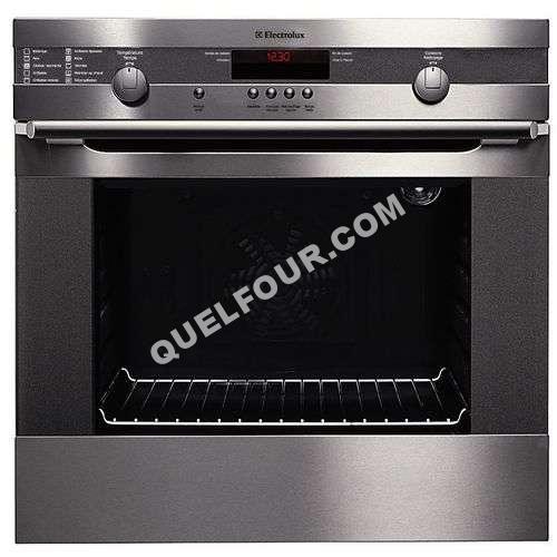 four electrolux eoc45441x table de cuisine. Black Bedroom Furniture Sets. Home Design Ideas