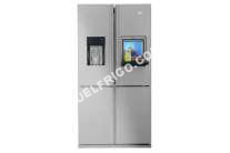 refrigerateur americain beko refrig rateur americain gne134630x inox moins cher. Black Bedroom Furniture Sets. Home Design Ideas
