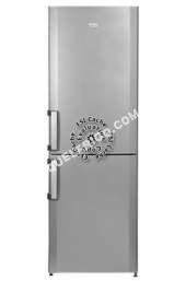refrigerateur avec congelateur beko refrigerateur congelateur en bas cs226020t moins cher. Black Bedroom Furniture Sets. Home Design Ideas