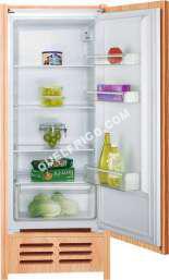 frigo CALIFORNIA Réfrigérateur  Porte Intégrable 54cm 20l A+ Statique Blanc Dl22bi