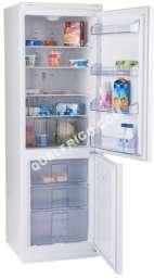 refrigerateur avec congelateur carrefour home hrcf320w 11 moins cher. Black Bedroom Furniture Sets. Home Design Ideas