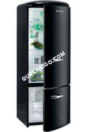 refrigerateur avec congelateur gorenje refrigerateur congelateur en bas rk 60319 obk moins cher. Black Bedroom Furniture Sets. Home Design Ideas
