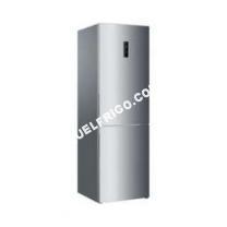 refrigerateur avec congelateur haier fe636csj r frig rateur cong lateur bas moins cher. Black Bedroom Furniture Sets. Home Design Ideas