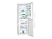 frigo HAIER Réfrigérateur Combiné  HBM446S  Classe A+ Argenté(e)