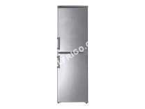refrigerateur avec congelateur haier r frig rateur combin hbm576sm classe a argent e moins cher. Black Bedroom Furniture Sets. Home Design Ideas