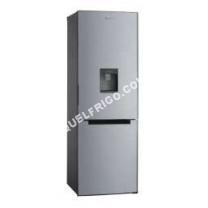 refrigerateur avec congelateur haier hbm686swd moins cher. Black Bedroom Furniture Sets. Home Design Ideas