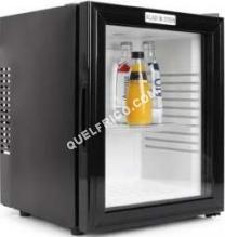 frigo KLARSTEIN HEAMKS12  Réfrigérateur  minibar avec porte transparente et chassis compact (0db, 24 litres, classe A)
