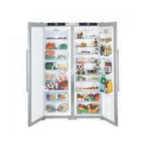 refrigerateur 1 porte liebherr r frig rateur am ricain sbsesf 7212 r f us sbsesf 7212 moins cher. Black Bedroom Furniture Sets. Home Design Ideas