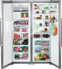 refrigerateur americain liebherr sbses7273 moins cher. Black Bedroom Furniture Sets. Home Design Ideas