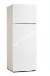 refrigerateur avec congelateur proline refrig rateur cong lateur en haut dd223wh moins cher. Black Bedroom Furniture Sets. Home Design Ideas