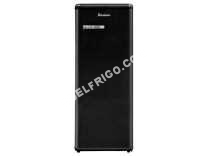 refrigerateur 1 porte radiola rarm200bl refrigerateur porte 200l vintage noir moins cher. Black Bedroom Furniture Sets. Home Design Ideas