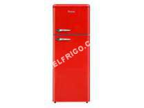 frigo RADIOLA  Réfrigérateur 2 portes 210 litres RARDP210RV