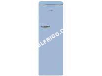frigo saba rfrigrateur 1 porte 335 litres coloris bleu mp334 bl - Frigo Bleu