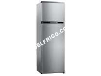 refrigerateur 2 portes saba r frig rateur 2 portes dp265x moins cher. Black Bedroom Furniture Sets. Home Design Ideas