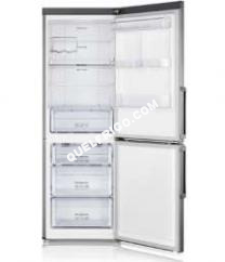 refrigerateur avec congelateur samsung combin 290 litres froid ventil coloris m tal grey. Black Bedroom Furniture Sets. Home Design Ideas