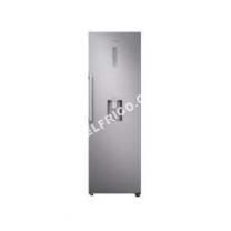 frigo SAMSUNG  réfrigérateur 1 porte 60cm 375l a nofrost métal gris rr39m7305sa