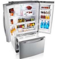 refrigerateur americain samsung rfg23uers moins cher. Black Bedroom Furniture Sets. Home Design Ideas